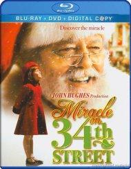 Miracle On 34th Street (1994) (Blu-ray + DVD + Digital Copy)
