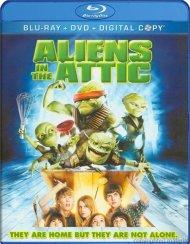 Aliens In The Attic (Blu-ray + DVD + Digital Copy)