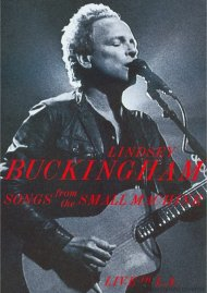 Lindsey Buckingham: Songs From The Small Machine - Live In L.A. (DVD + CD)