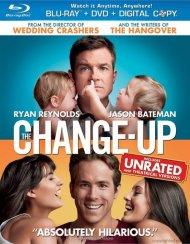 Change-Up, The (Blu-ray + DVD + Digital Copy)