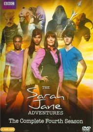 Sarah Jane Adventures, The: The Complete Fourth Season