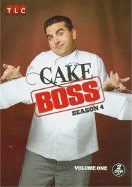 Cake Boss: Season 4 - Volume 1