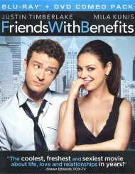 Friends With Benefits (Blu-ray + DVD Combo)
