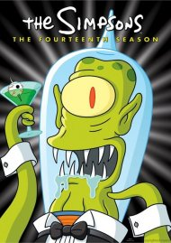 Simpsons, The: The Complete Fourteenth Season