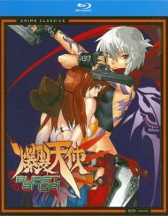 Burst Angel: The Complete Series