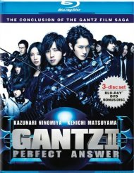 Gantz II: Perfect Answer (Blu-ray + DVD Combo)