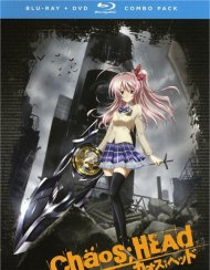 Chaos; Head: Complete Series - Alternate Art (Blu-ray + DVD Combo)