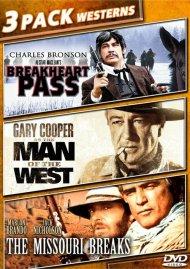 Breakheart Pass / Man Of The West / The Missouri Breaks (Triple Feature)