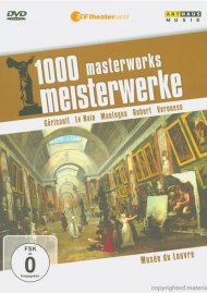 1000 Masterworks: Musee Du Louvre
