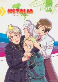 Hetalia: World Series 1 Season Three - Limited Edition