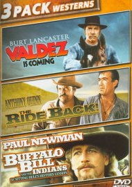 Valdez Is Coming / The Ride Back / Buffalo Bill And The Indians (Triple Feature)