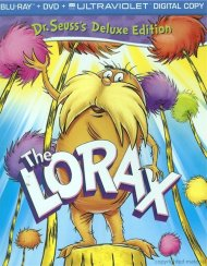 Lorax, The: Deluxe Edition (Blu-ray + DVD + Digital Copy)