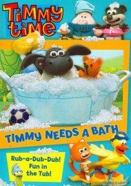 Timmy Time: Timmy Needs A Bath