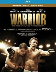 Warrior (Blu-ray + DVD + Digital Copy)