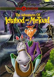 Adventures Of Ichabod And Mr. Toad, The: Gold Collection