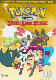 Pokémon DP : Sinnoh League Victors