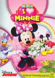 Mickey Mouse Clubhouse: I Heart Minnie (DVD + Digital Copy)