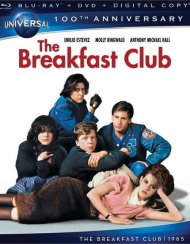 Breakfast Club, The (Blu-ray + DVD + Digital Copy)