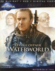 Waterworld (Blu-ray + DVD + Digital Copy)