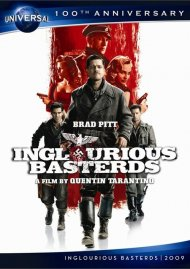 Inglourious Basterds (DVD + Digital Copy)
