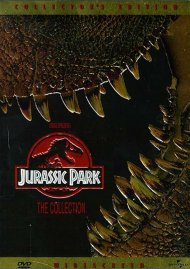 Jurassic Park Collection (Widescreen)