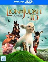 Lion Of Judah (Blu-ray 3D)