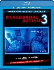 Paranormal Activity 3 (Blu-ray + DVD + Digital Copy)