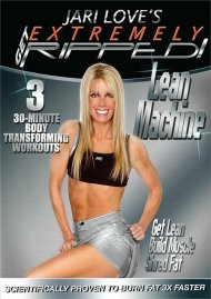 Jari Loves: Get Extremely Ripped! Lean Machine