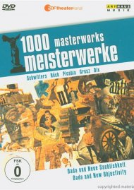 1000 Masterworks: Dada And Objectivity