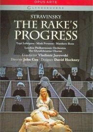 Stravinsky: The Rakes Progress