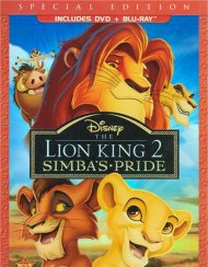 Lion King 2, The: Simbas Pride - Special Edition (DVD + Blu-ray Combo)