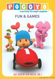 Pocoyo: Fun & Games