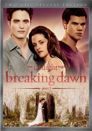 Twilight Saga, The: Breaking Dawn - Part 1 - Two Disc Special Edition