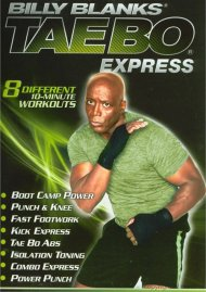 Billy Blanks Tae-Bo: Express
