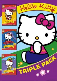 Hello Kitty: 3 DVD Collection
