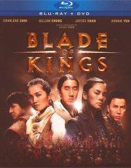 Blade Of Kings (Blu-ray + DVD Combo)
