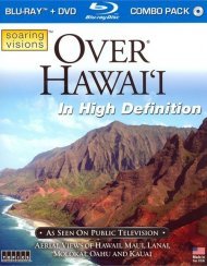 Over Hawaii In High Definition (Blu-ray + DVD Combo)