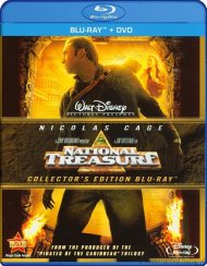 National Treasure: Collectors Edition (Blu-ray + DVD)