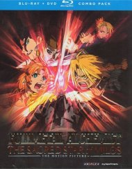 Full Metal Alchemist Brotherhood: The Sacred Star Of Milos (Blu-ray + DVD Combo)