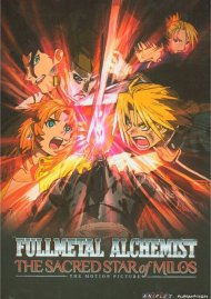 Full Metal Alchemist Brotherhood: The Sacred Star Of Milos