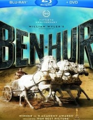 Ben-Hur: 50th Anniversary Edition (Blu-ray + DVD Combo)