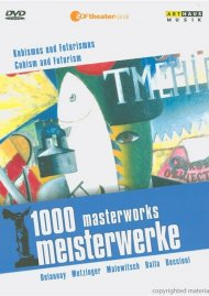 1000 Masterworks: Kubisms And Futurism