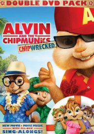 Alvin And The Chipmunks: Chipwrecked (Double DVD Pack)