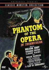 Phantom Of The Opera (1943/ Universal)