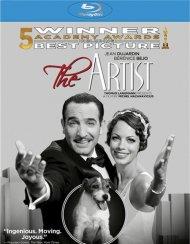 Artist, The (Blu-ray + UltraViolet)