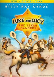 Luke And Lucy: The Texas Rangers (DVD + Digital Copy)