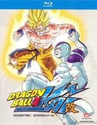 Dragon Ball Z Kai: Season Two