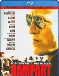 Rampart (Blu-ray + DVD + Digital Copy)