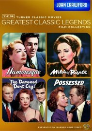 TCM Greatest Classic Films: Legends - Joan Crawford