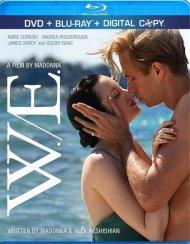 W.E. (Blu-ray + DVD + Digital Copy)
